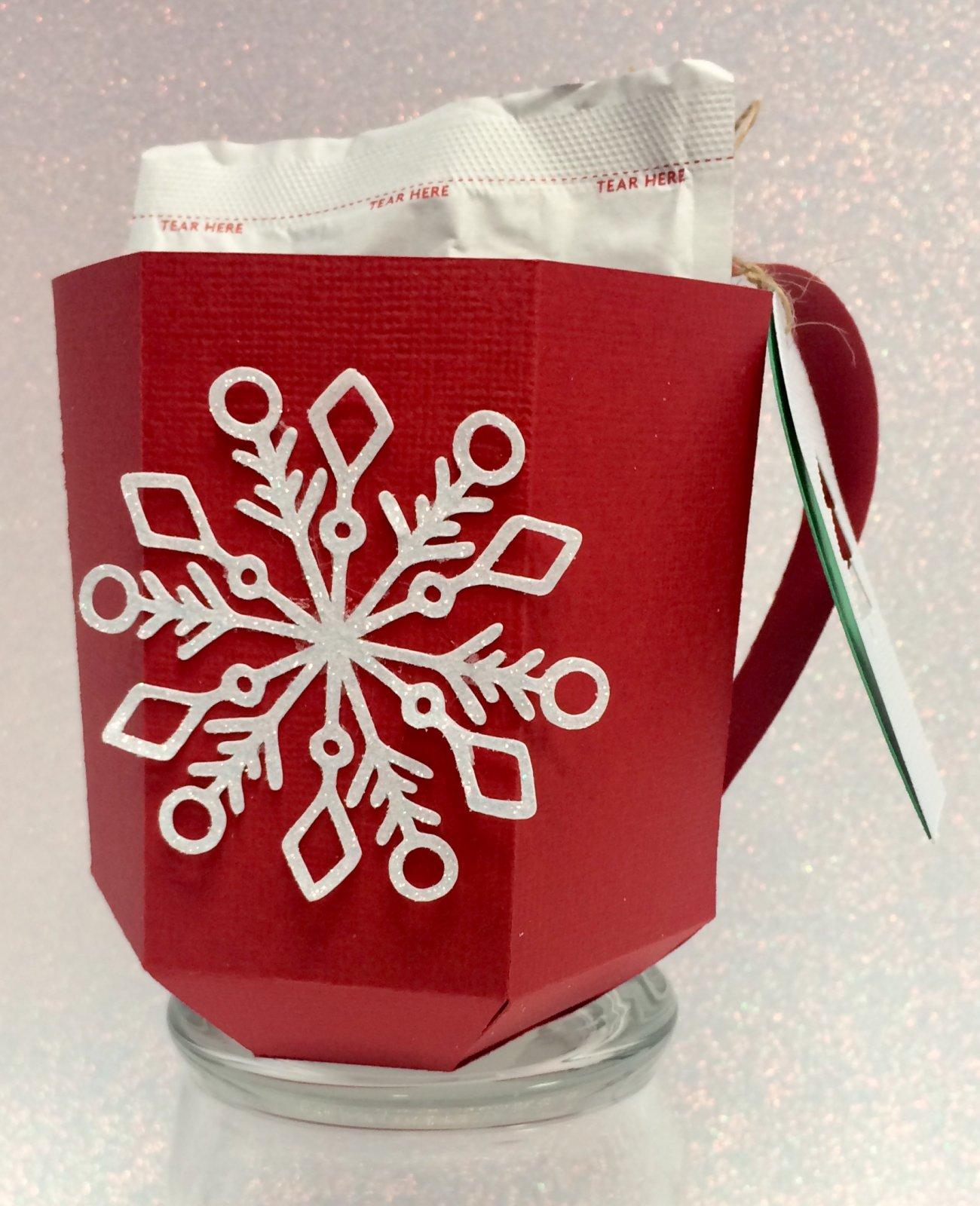 Hot Cocoa Mug Gift Make 'n Take - Set of Five