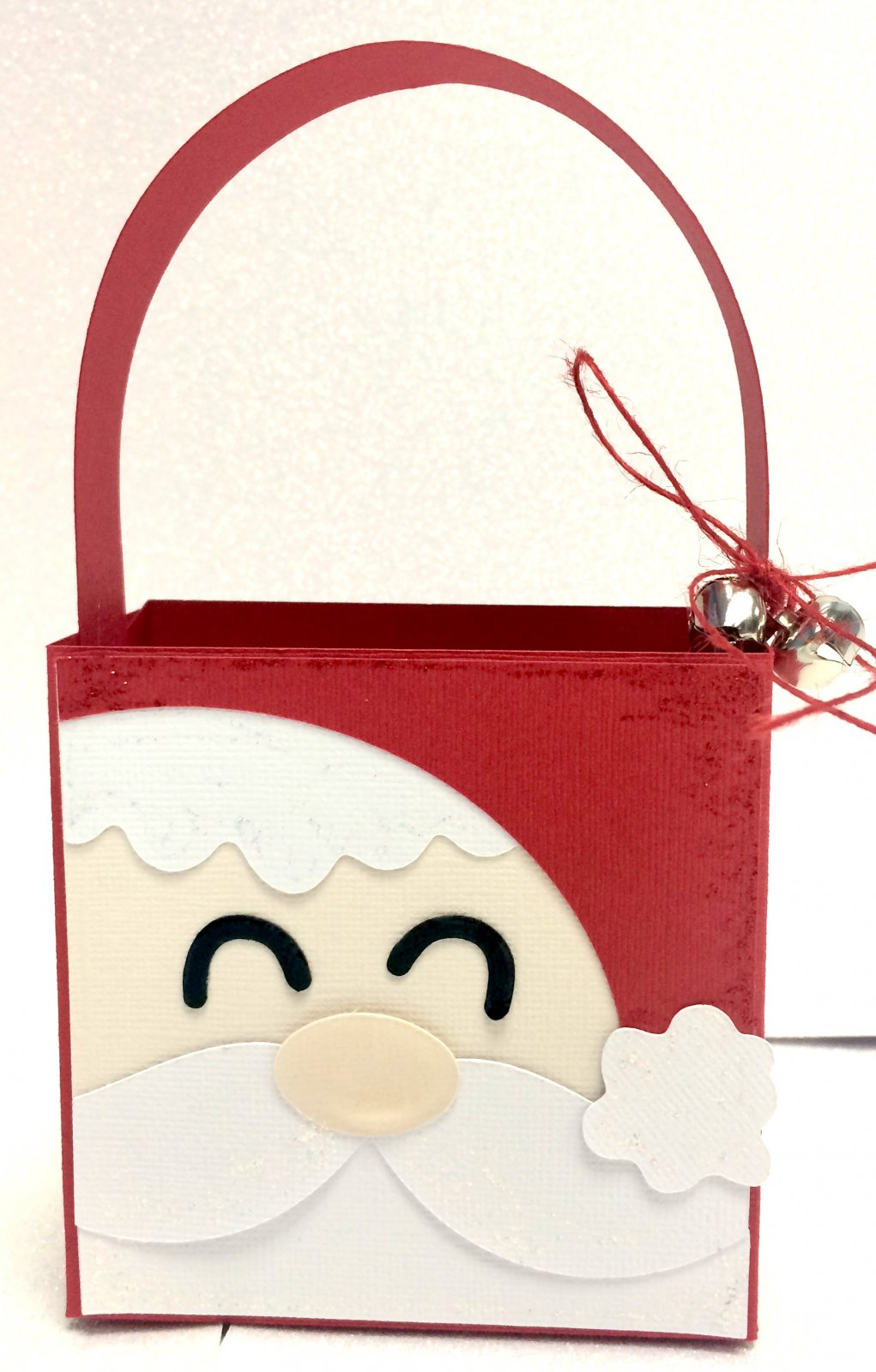 Santa Bag Make 'n Take - Set of Five