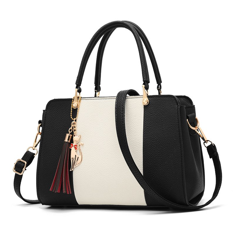 03-  PU Leather Easy Handbag,