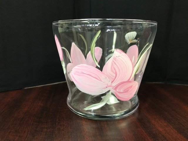 12- Pink Vase