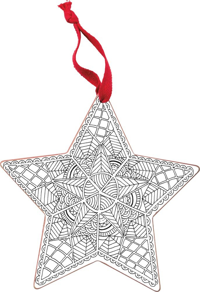 03- star ornament