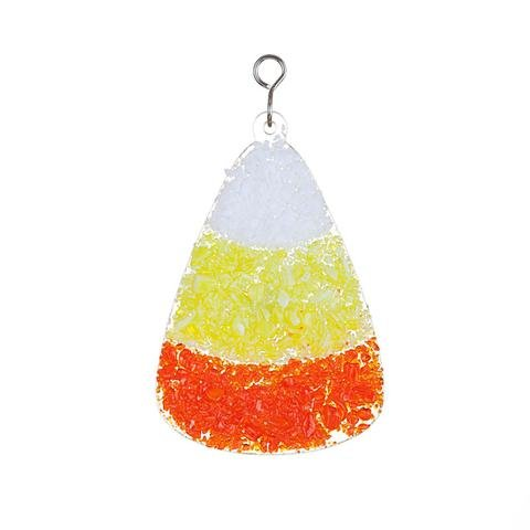 03- Stained Glass - Candy corn