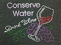 14- Tshirt - conserve water