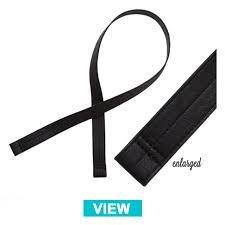 16- handle QC strap Black