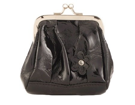 33- Abbie Black coin purse