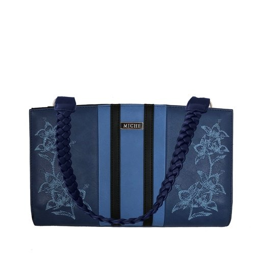 04- Jenny Classic (Navy Braid Handles Sold Separately)