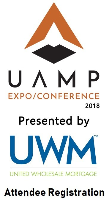 Attendee Registration for UAMP Mortgage Expo Presented by UWM:
