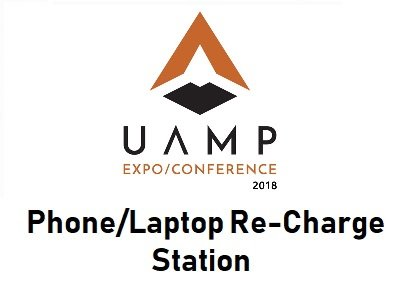 Phone/Laptop Re-Charge Station Sponsor