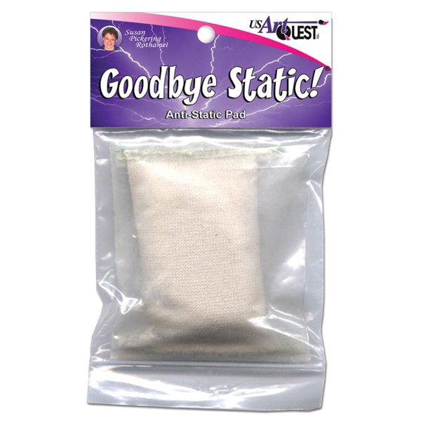 GOODBYE STATIC PAD