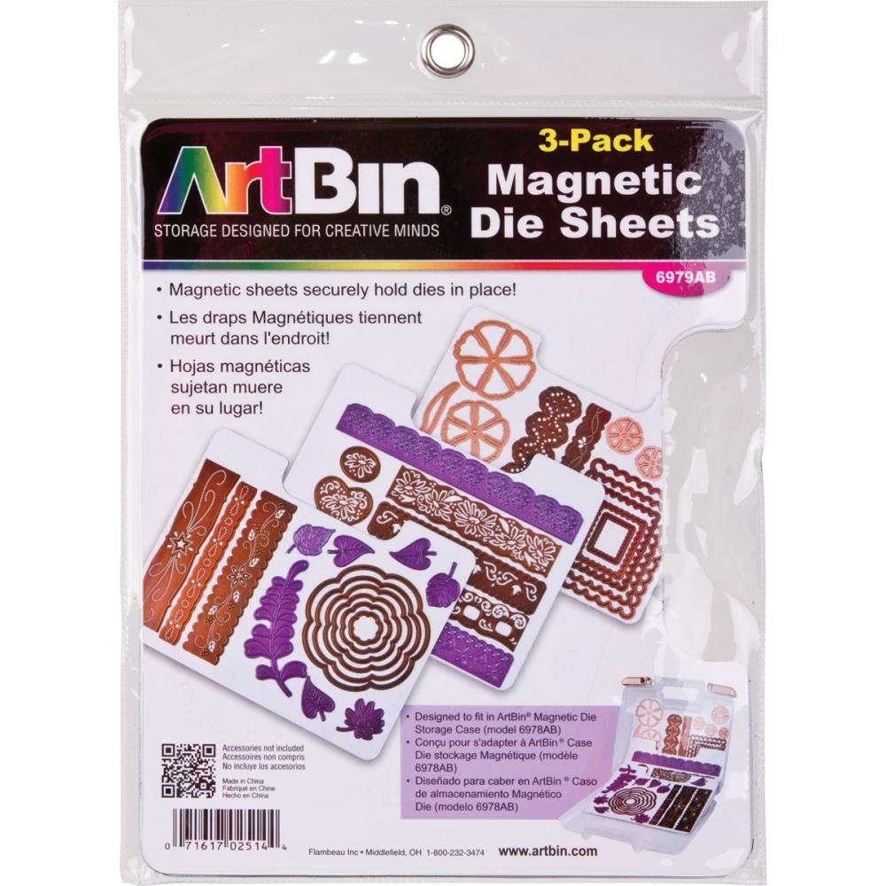 MAGNETIC DIE SHEETS