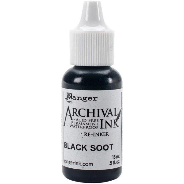 BLACK SOOT REFILL