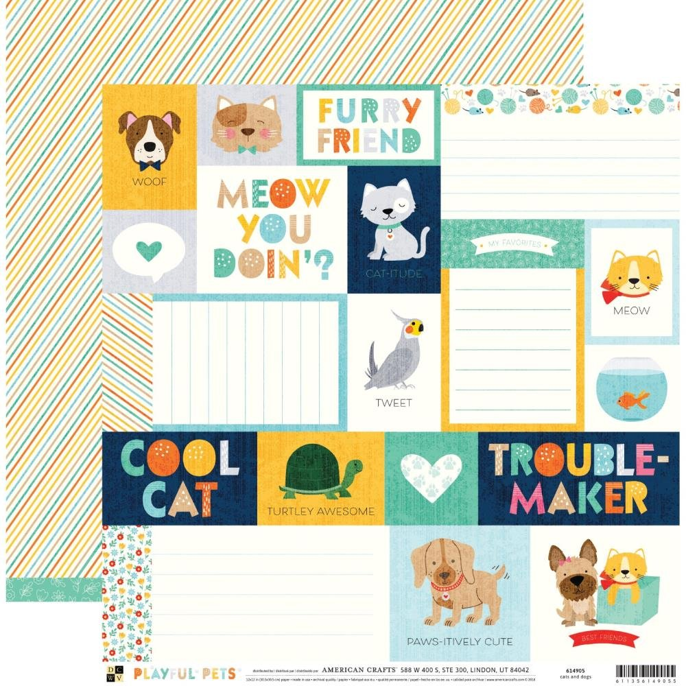 PLAYFUL PETS COLLECTION