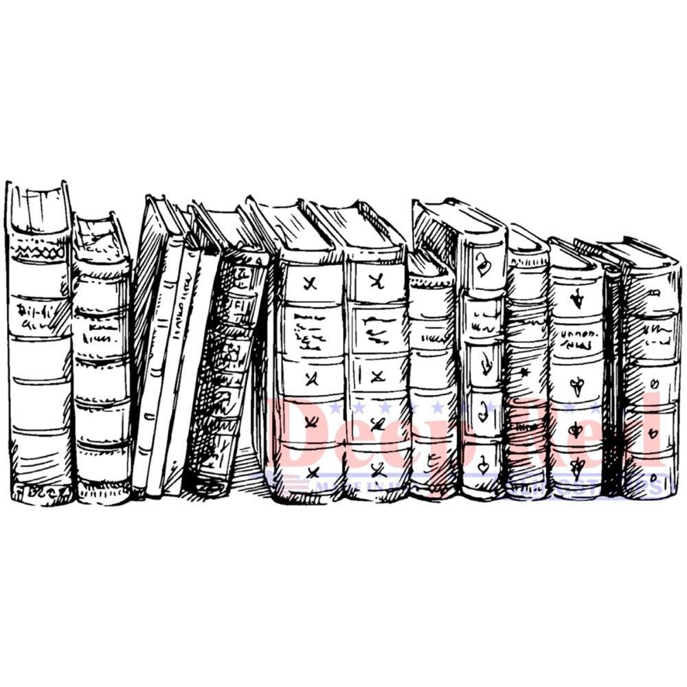 OLD BOOKS BORDER