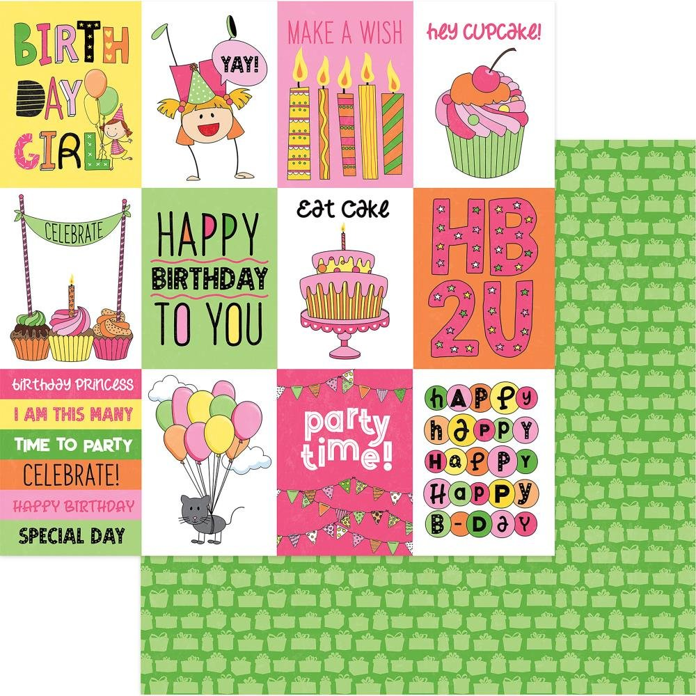 BIRTHDAY GIRL WISHES COLLECTION