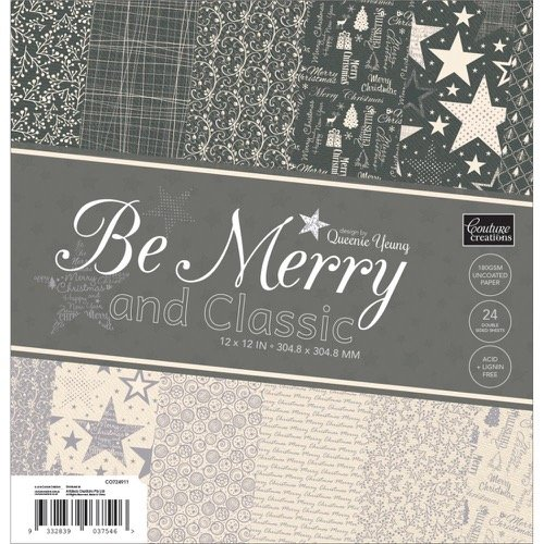 BE MERRY & CLASSIC