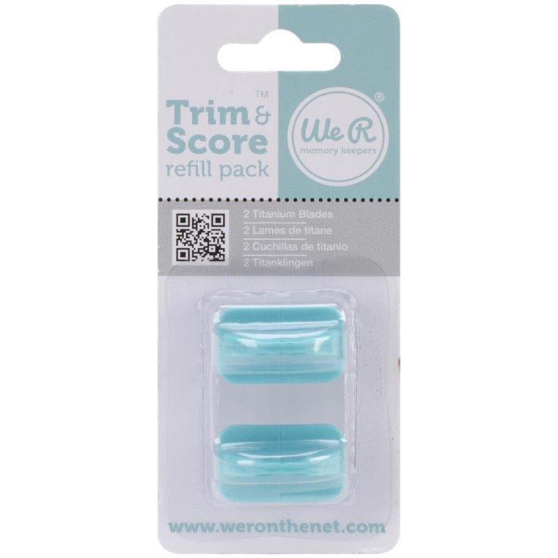 TRIM/SCORE REFILL BLAD