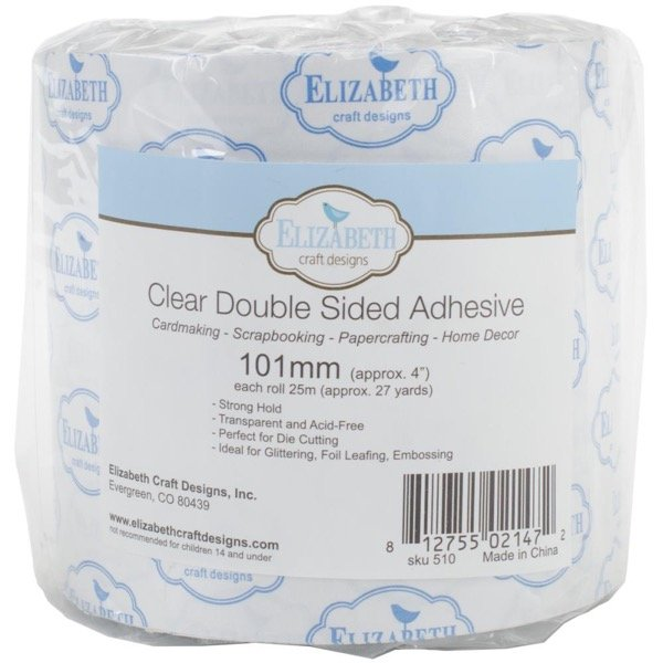 DOUBLE SIDED ADHESIVE 4/27 YARDS