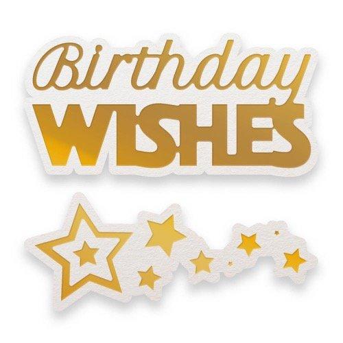 BIRTHDAY WISHES & STARS