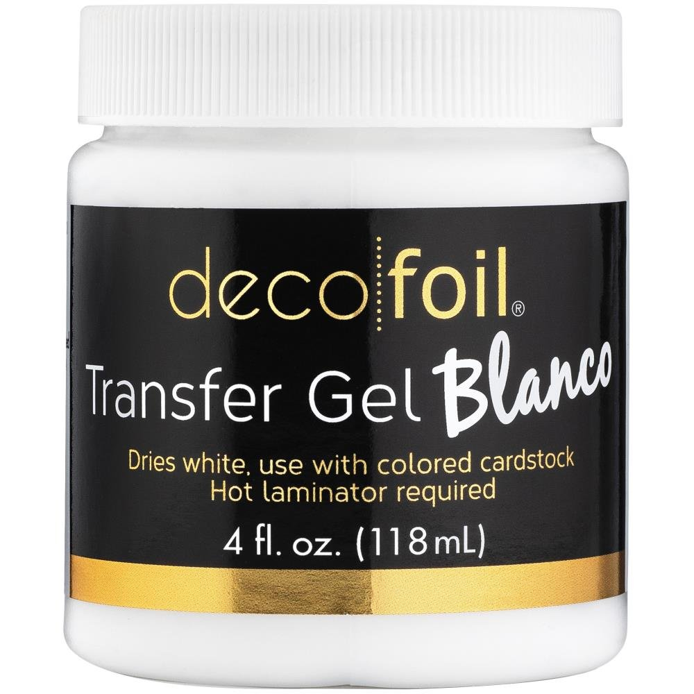TRANSFER GEL BLANCO
