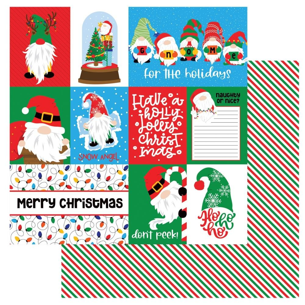 GNOME FOR THE HOLIDAYS - CHRISTMAS COLLECTION