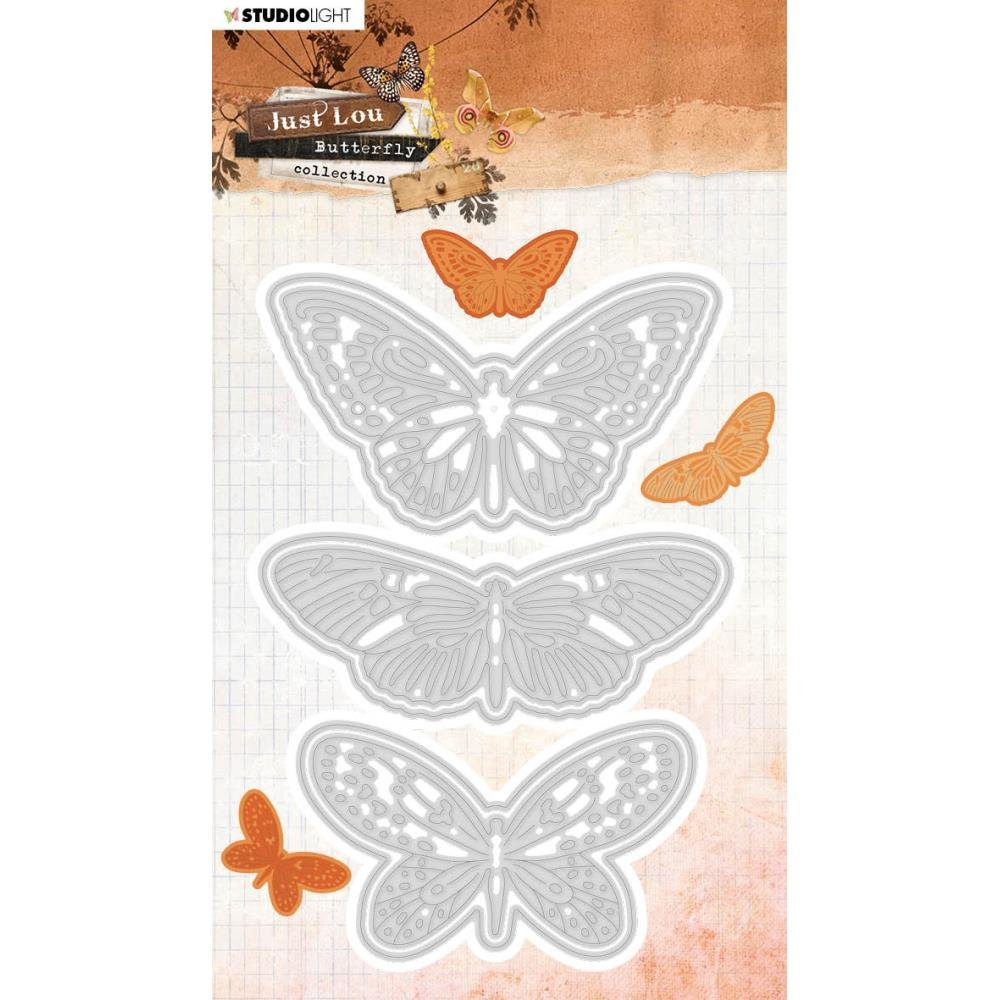 JUST LOU BUTTERFLY #18
