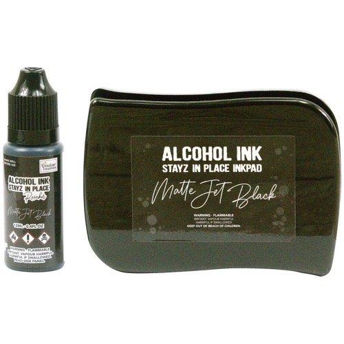 ALCOHOL INK - MATTE JET BLACK