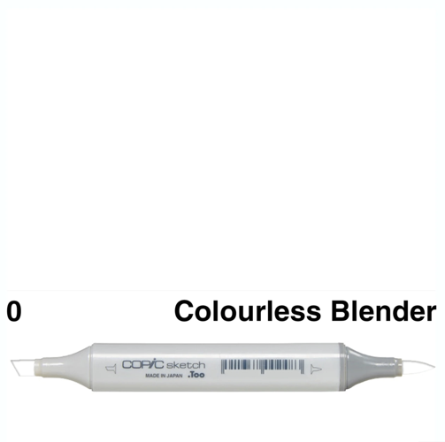 COLORLESS BLENDER