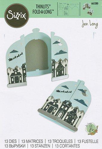 BELL JAR FOLD-A-LONG