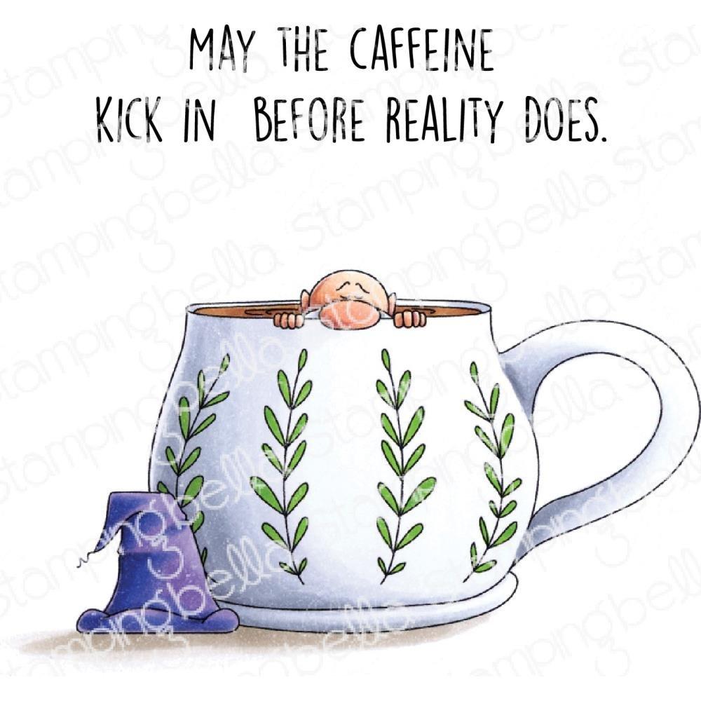 CAFFEINATED GNOME