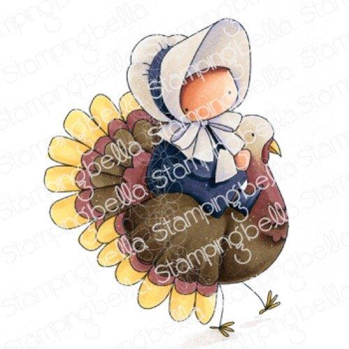 BUNDLE GIRL ON A TURKEY