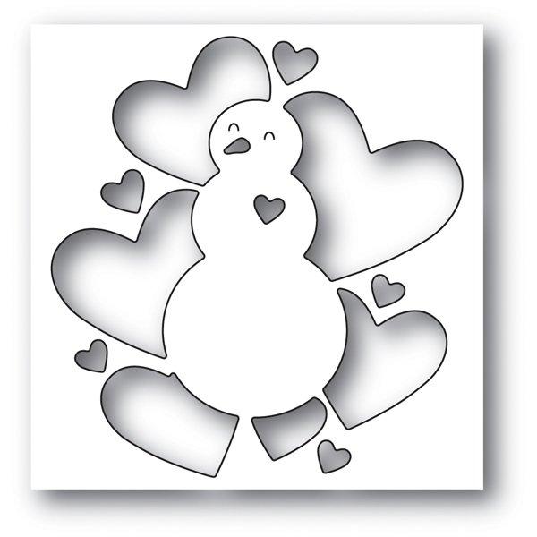 ALL HEART SNOWMAN