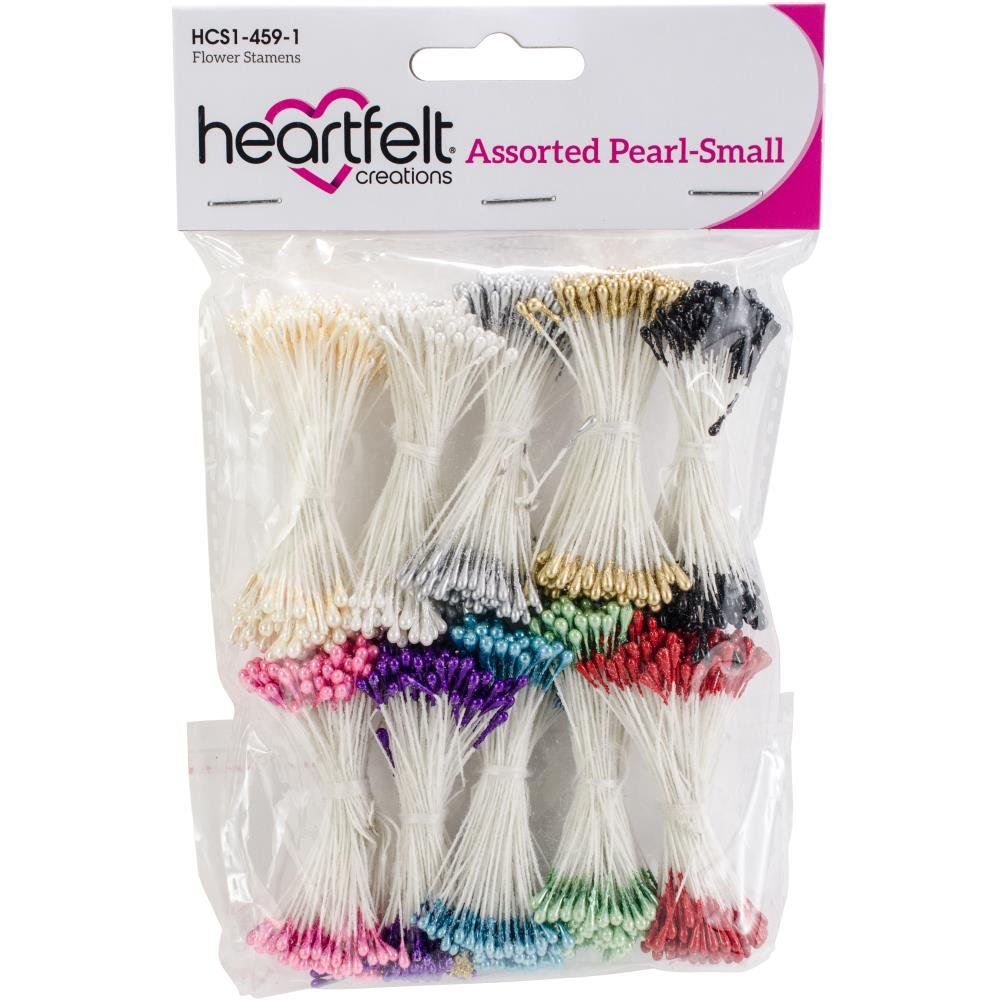 ASSORTED PEARL SMALL STAMENS