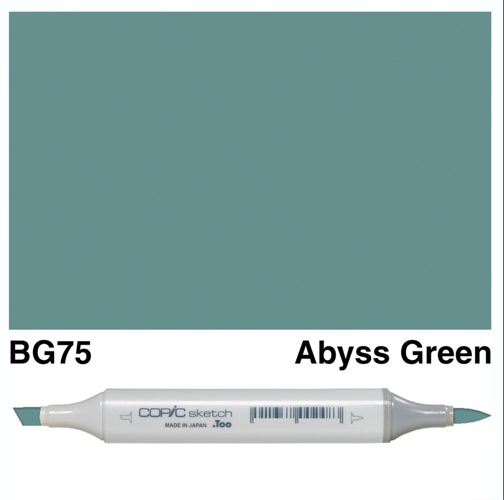 ABYSS GREEN
