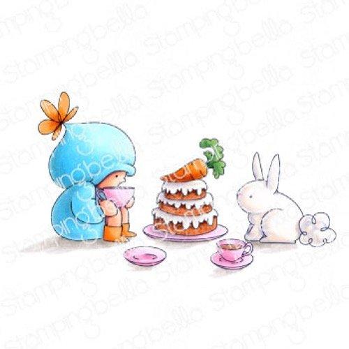 BUNDLE GIRL TEA PARTY