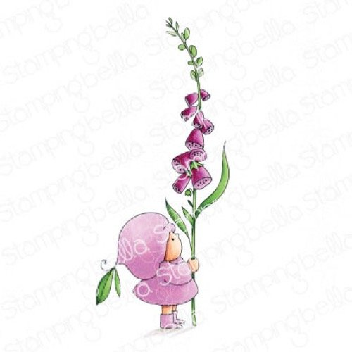 BUNDLE GIRL WITH A FOXGLOVE