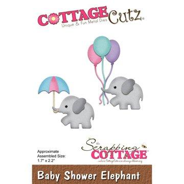 BABY SHOWER ELEPHANT