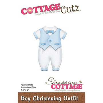 BOY CHRISTENING OUTFIT