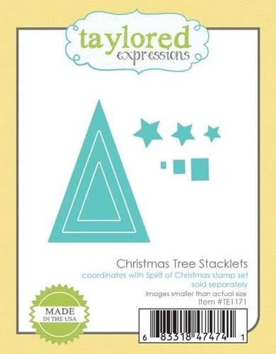 CHRISTMAS TREE STACKLETS