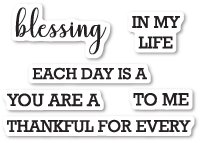 EACH DAY IS A BLESSING