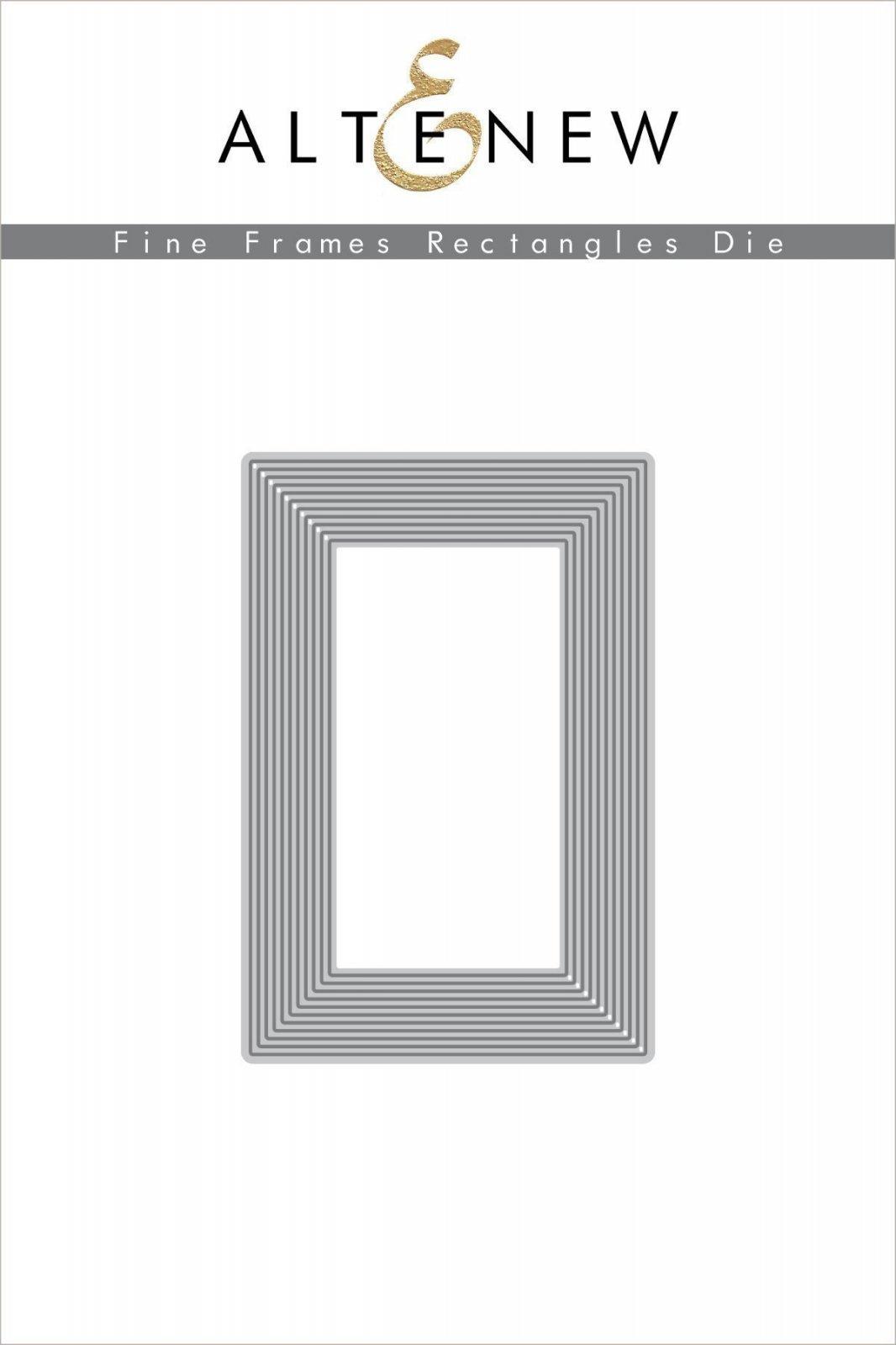 FINE FRAMES RECTANGLES
