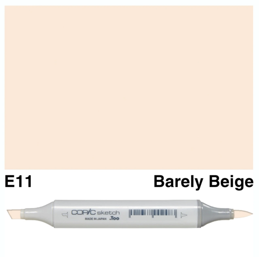 BARELY BEIGE