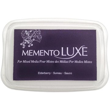 Memento Luxe Ink Pad,Purple Color Family