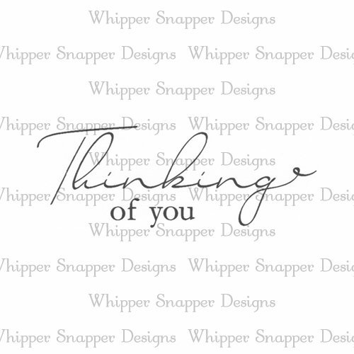 SCRIPT THINKING OF YOU