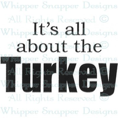 ABOUT THE TURKEY