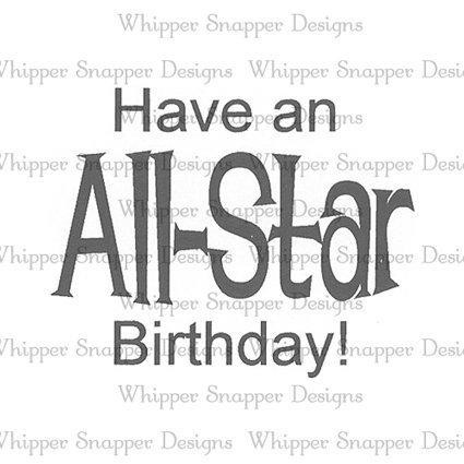 ALL STAR BIRTHDAY