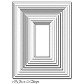 A2 RECTANGLE STAX #1