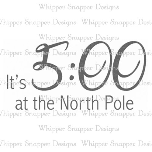 5:00 NORTH POLE