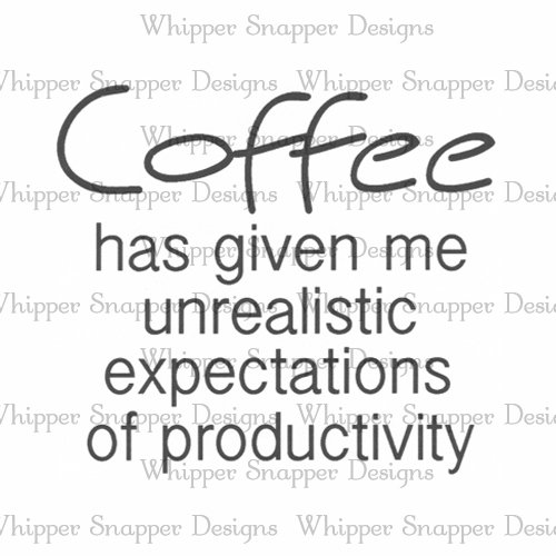 UNREALISTIC COFFEE