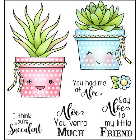 ALOE MY FRIEND