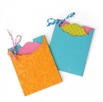 ENVELOPE & TAG